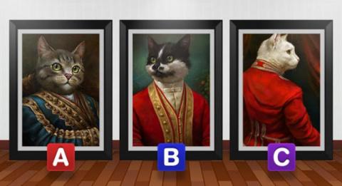 Выберите кота, который вам б…