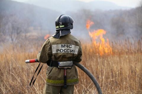 Комплексные пожарные учения …