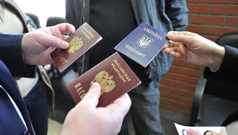 Путин рассказал о планах упростить получение гражданства РФ для украинцев