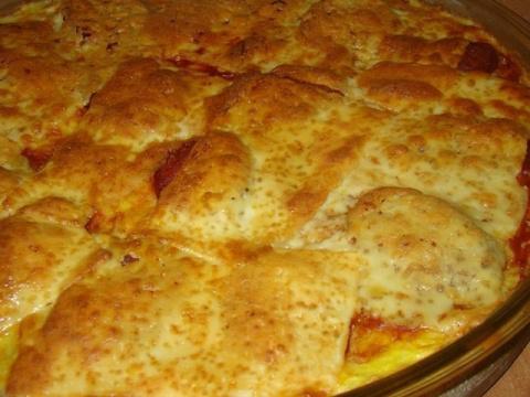 Картофельная….почти пицца. У…