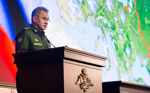 Шойгу ответил на призыв Пентагона общаться с Россией с «позиции силы»