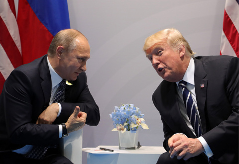 Белый дом: у Трампа и Путина не было второй полноценной встречи на полях G20