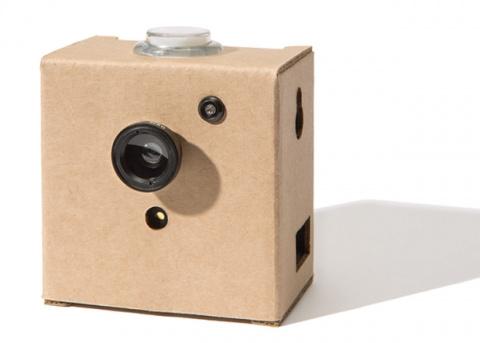 Google выпустила картонную камеру с поддержкой нейросетей