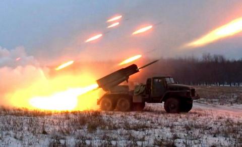 Армия ДНР уничтожила колонну…
