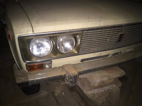 Заварили в гараже на 25 лет - новая экспортная ВАЗ-2106