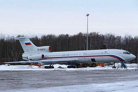 Пользователи соцсетей на Украине радуются авиакатастрофе Ту-154