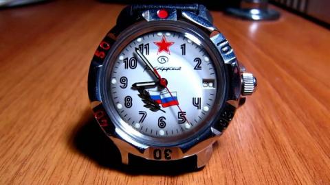Командирские часы — тикающая легенда