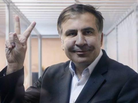 Саакашвили опозорился письмом к Порошенко
