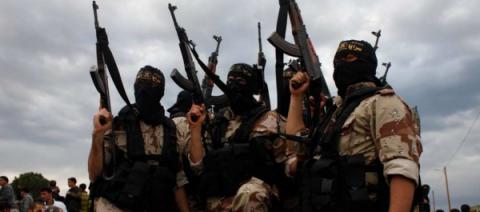 Смертники и отряды ИГИЛ брос…