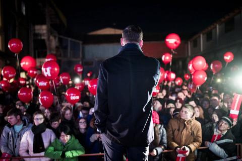 Навальный опубликовал программу экономических реформ
