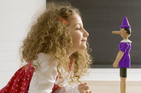 18 примеров того, как мы, не задумываясь, врем своим детям! 12 открытий, которые сделает мужчина, став отцом