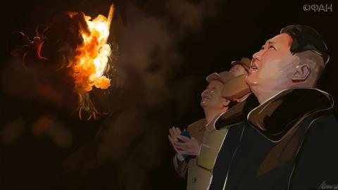 Корейский кризис: в ответ на пуск ракеты США ударят по КНДР новыми санкциями