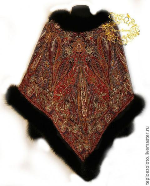 Павловопосадские платки. Кра…