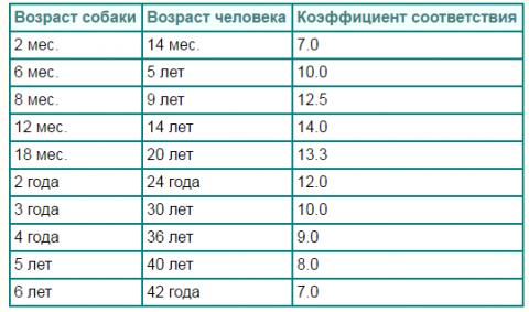 Эти таблицы покажут, сколько…