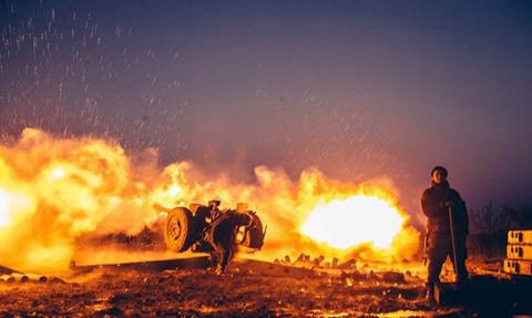 Украинская армия смертников …