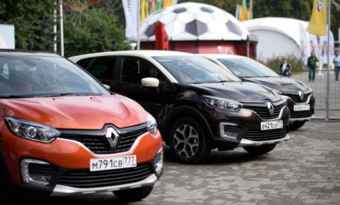 «Renault Россия» отчиталась о рекордной доле на рынке РФ в 2016 году