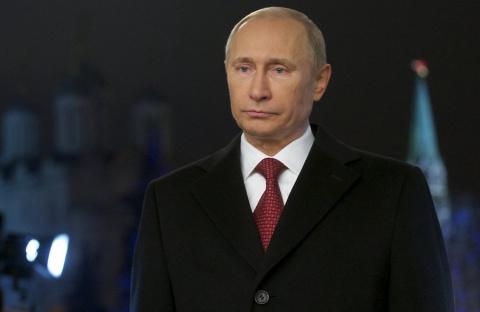 Новогодняя речь Путина, кото…