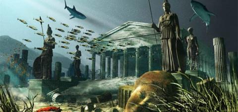 Атлантида найдена: вблизи Кубы на дне покоится гигантский город