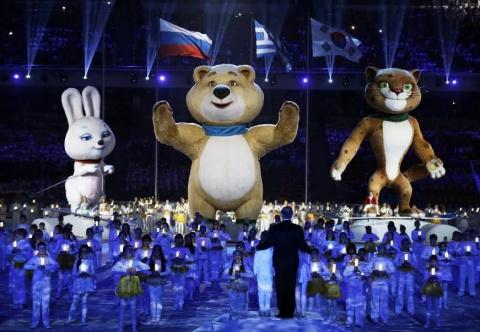 Олимпийский маразм РФ крепчает!