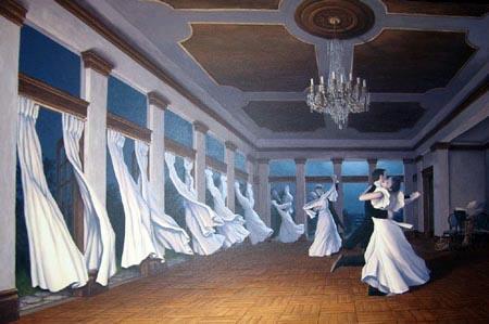 The Dancing Wind