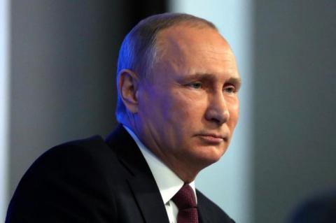 На Западе потрясены: «Путин …