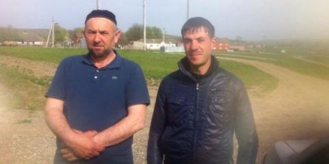 Семья чеченцев спасла из раб…