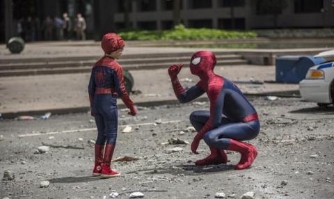 «Новый Человек-паук»: Когда …