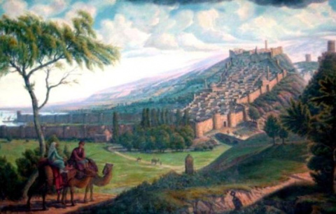Дербент – старейший город в России