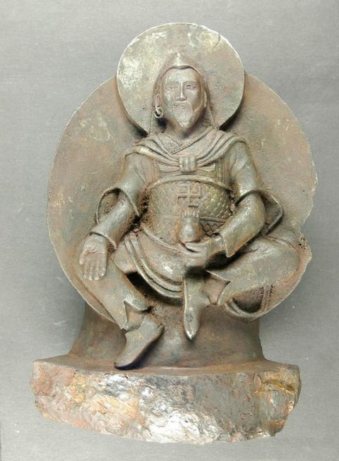 Монгольская летопись XVII века.