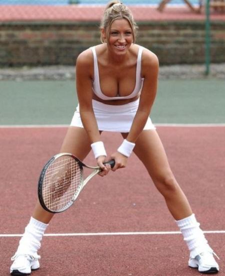 Интересные моменты в женском спорте