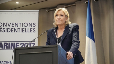 Ле Пен предсказала «эффект домино» в Евросоюзе после Brexit
