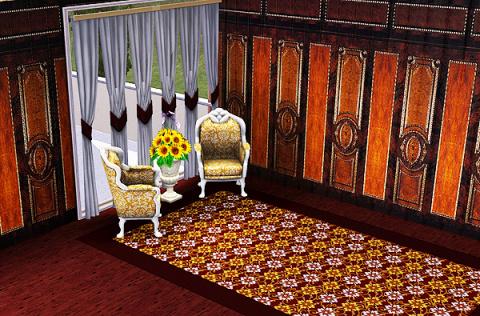 The Royal Panels_set1 от HelleN