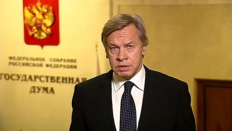 Пушков обвинил Макларена в политическом заказе
