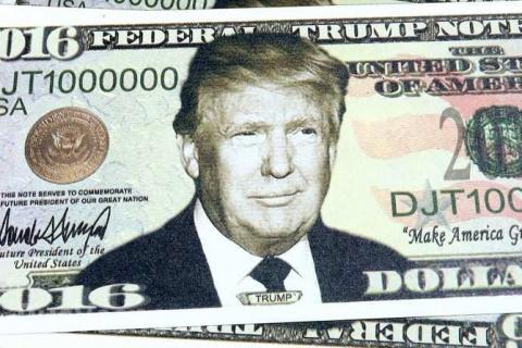 Победа Трампа обрушит курс доллара
