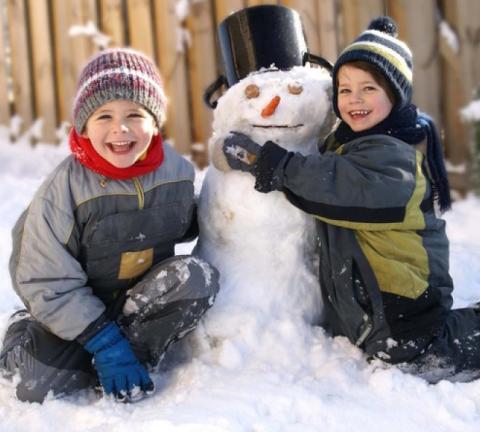Что нужно успеть сделать зимой? (список затей для детей). Коллекция новогодних мультфильмов