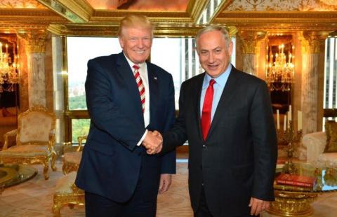"""Дональд Трамп и """"Израиль"""""""