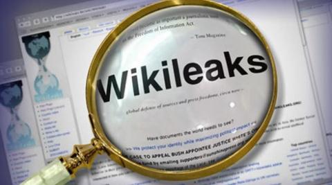 WikiLeaks обнародовал докуме…