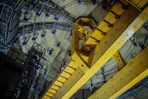 Ленинградская АЭС-2: на строящемся блоке №1 успешно завершена горячая обкатка
