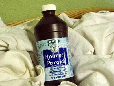 Перекись водорода — лекарство из народа
