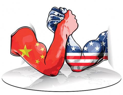 Отрезвляющая инфографика: вооруженные силы США и Китая сегодня