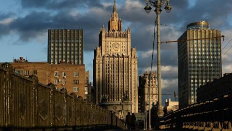 """МИД обвинил конгресс США в подготовке """"экономической блокады"""" России"""