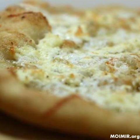 Рецепты Тосканы. Пицца «Четыре сыра»