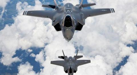 F-35 станет легкой добычей н…