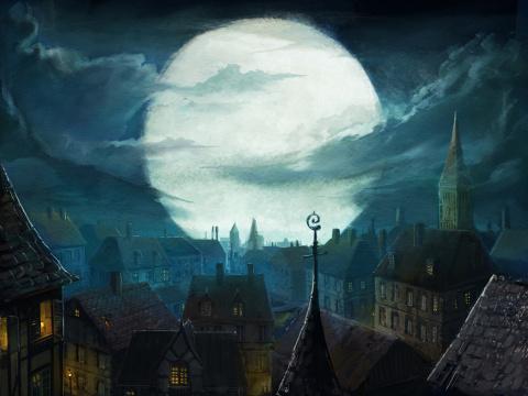 «Порция страшилок на ночь» и…