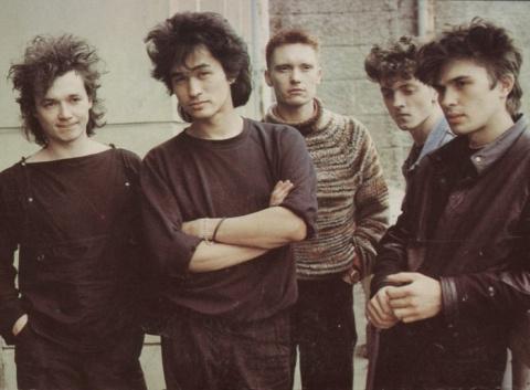Легенды 1980-х: группа «Кино…