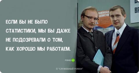 Цитаты из фильма «Служебный роман»