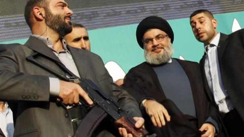 Лидер Хезболлы Хасан Насрулл…