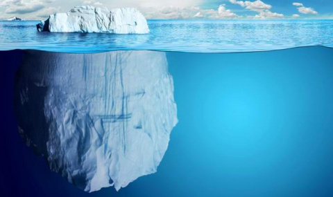 Исполинский айсберг приведет…
