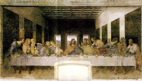 Секреты фрески Леонардо да В…