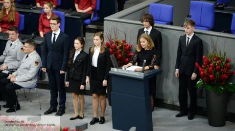 Украинский след в Бундестаге…